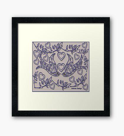 Designed for Adult Coloring  (2809   views) Framed Print