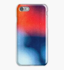 BLUR / burning ice iPhone Case/Skin