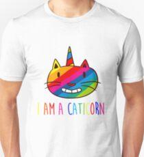 I Am A Caticorn Unisex T-Shirt