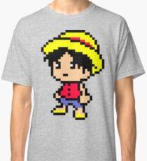 Luffy Pixel Classic T-Shirt