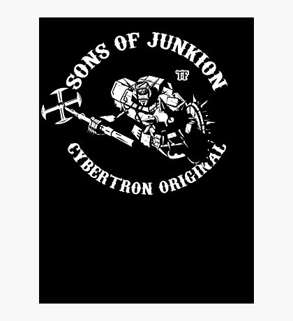 Sons Of Junkion Photographic Print