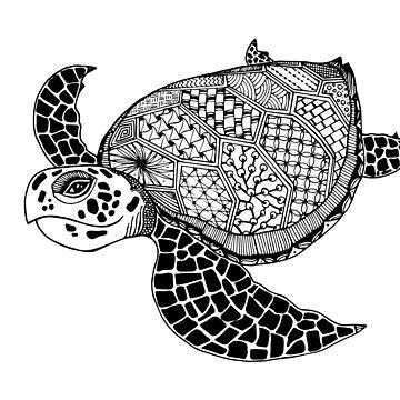 Sea Turtle by ivysanchez