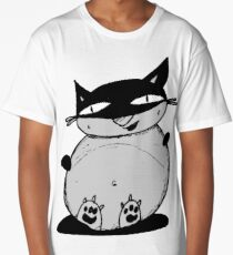 Cat Man Long T-Shirt