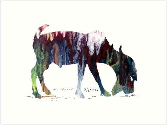 Goat by MordaxFurritus