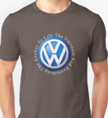 VW Answer to the universe Unisex T-Shirt