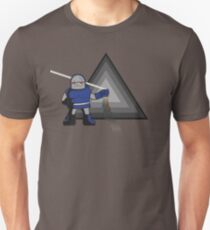 Darkseid of the Moon! Unisex T-Shirt