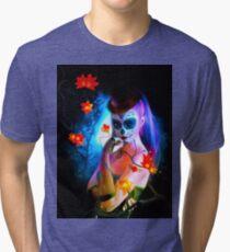 Dark Alice Tri-blend T-Shirt