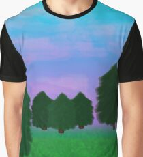 Open Forest Graphic T-Shirt