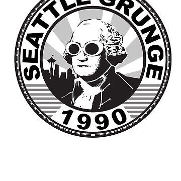 Seattle Grunge by Grunger71