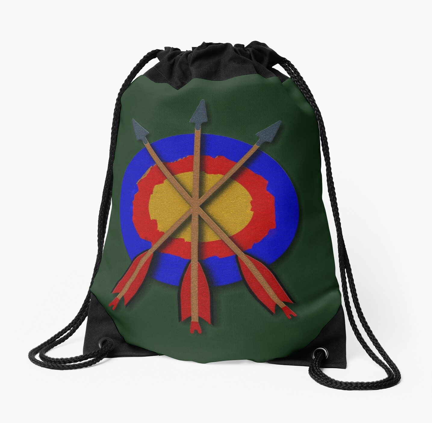 Archery TriniTEE design by patjila