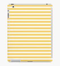 Daffodil Delight - Horizontal Line iPad Case/Skin