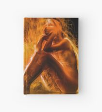 Spirit and Fire Hardcover Journal