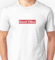 Good Vibes Supreme Unisex T-Shirt
