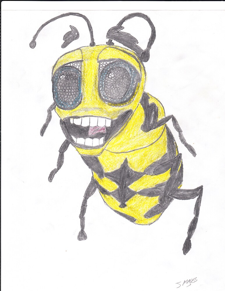 the bee in me by us08jose1