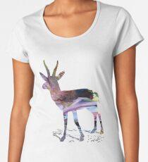 Gazelle  Women's Premium T-Shirt