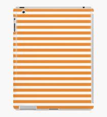 Pumpkin Pie - Horizontal Line iPad Case/Skin