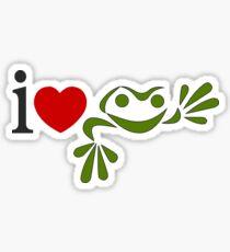 I love... Sticker