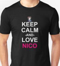 Nico Inspired Anime Shirt Unisex T-Shirt