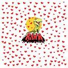 Love Rex by Dave Stephens