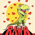 Love Rex by Dave Stephens