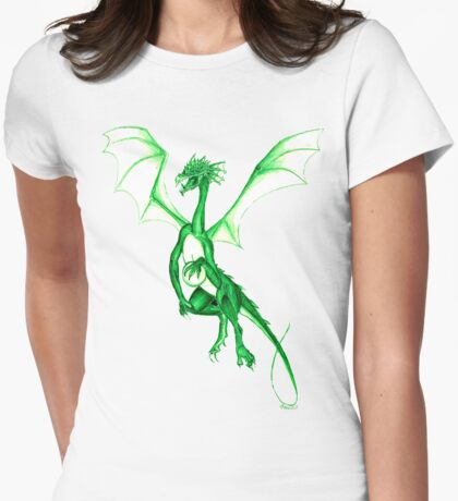 Springtime green dragon T-Shirt