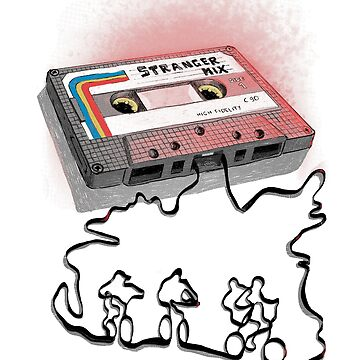 Stranger Mix by MoisEscudero