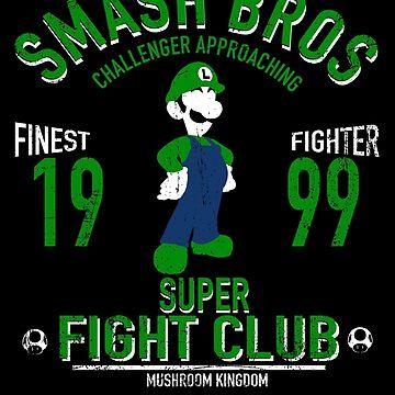Mushroom Kingdom Fighter 2 by absolemstudio