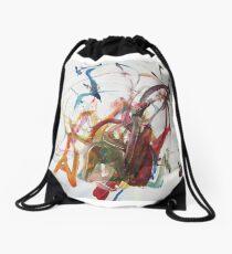Swirls and Whirls! Drawstring Bag