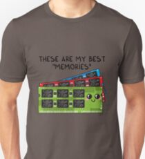 These are my best MEMORIES Unisex T-Shirt