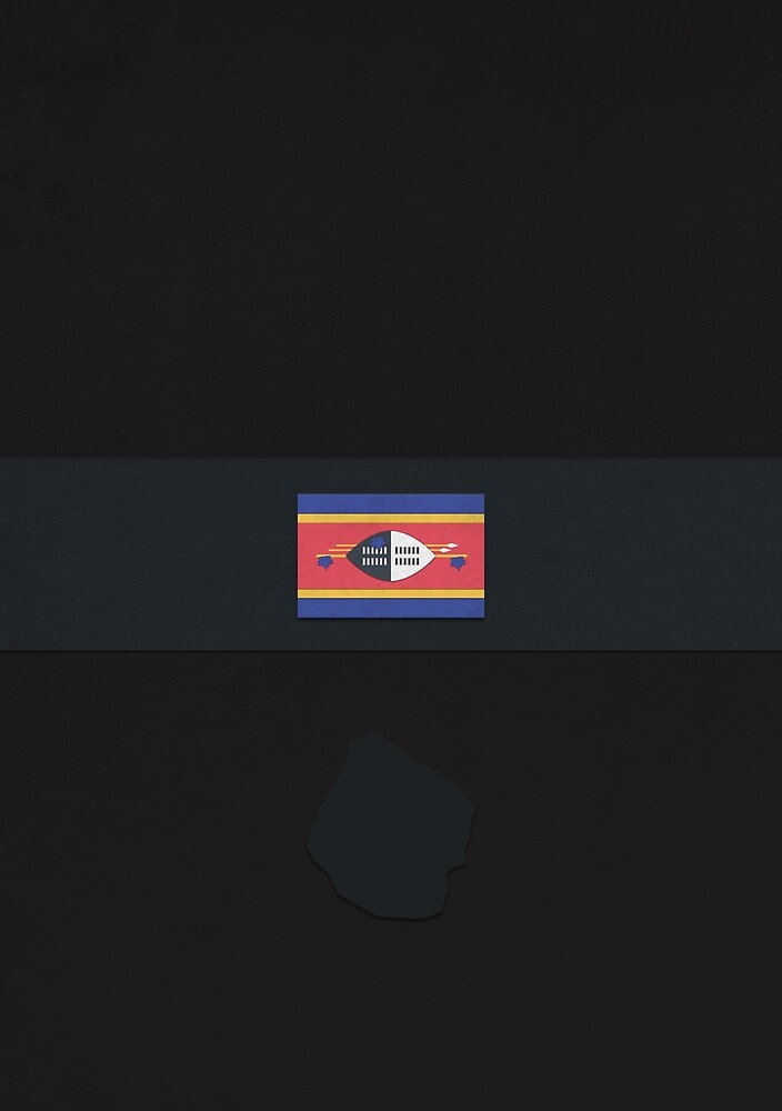 Swaziland by FlatFlags
