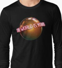 The World Is Yours (Scarface) T-Shirt