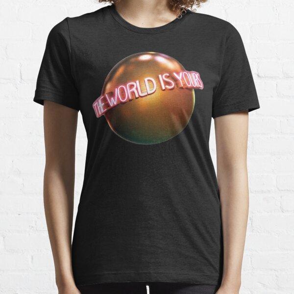 El mundo es tuyo (Scarface) Camiseta esencial