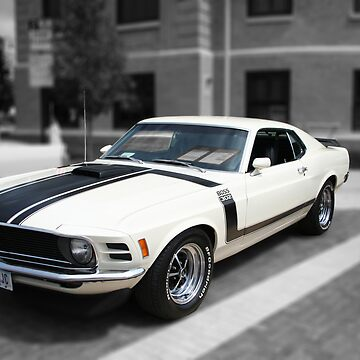 BOSS 302 by tranGraphics