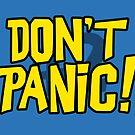 Don't Panic by stonestreet