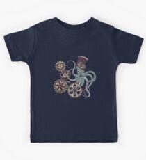 Mr. Octopus Kids Tee