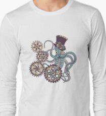 Mr. Octopus Long Sleeve T-Shirt