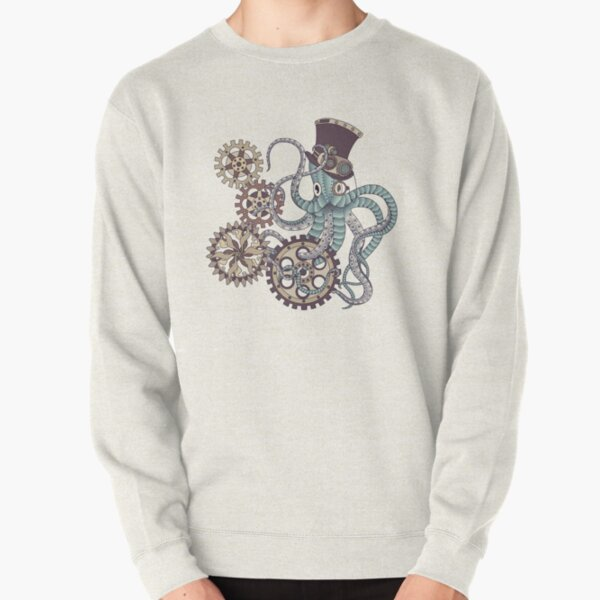 Mr. Octopus Pullover Sweatshirt