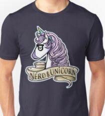 Nerd Unicorn Pride Unisex T-Shirt