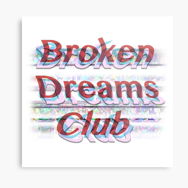 Join The Club Metal Print