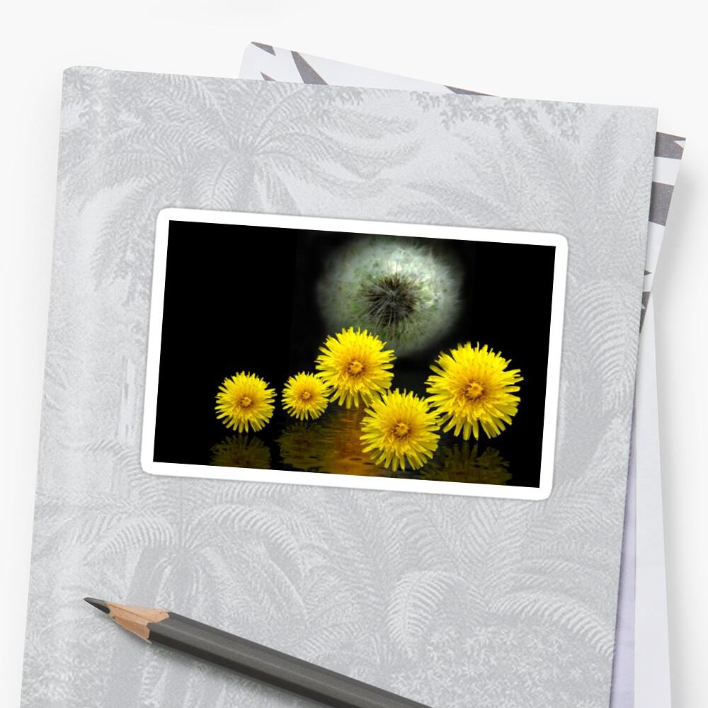 dandelion world -3- by issabild