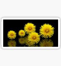 dandelion world -2- Sticker