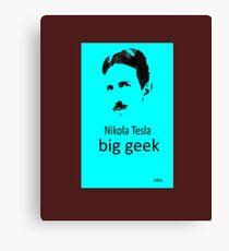 Rule Nikola Tesla T-Shirts - Redbubble - nikola tesla facts Canvas Print