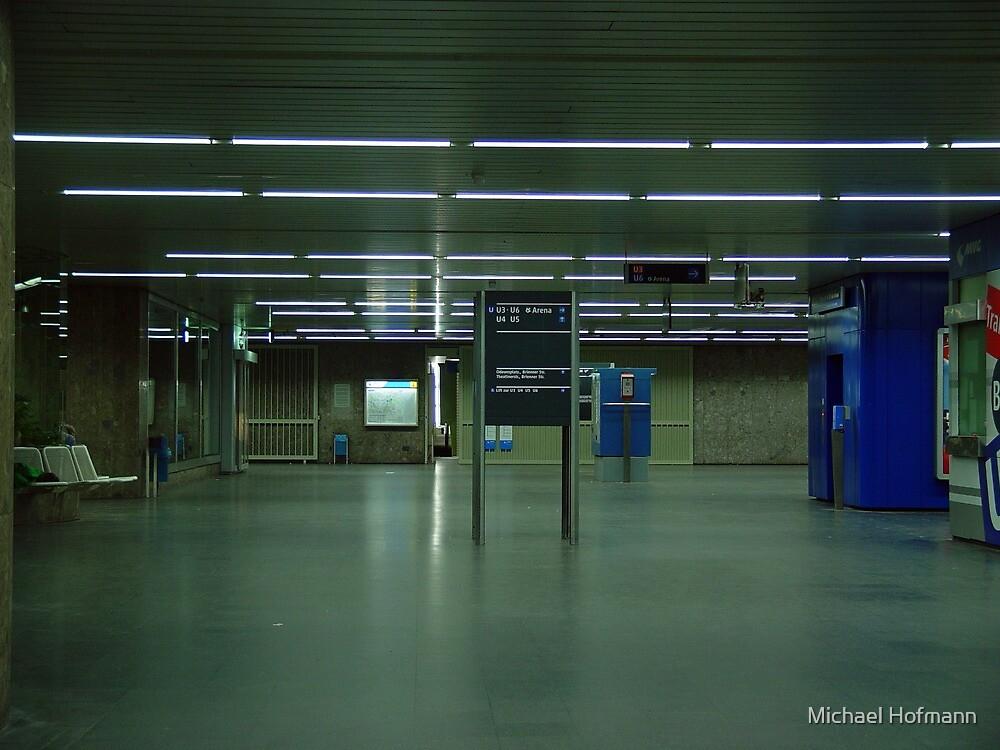 Urbanex 1 by Michael Hofmann
