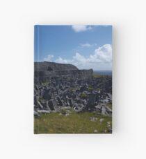 Dun  Aengus Fort, Inishmore, Aran Islands   Hardcover Journal