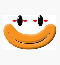 Koopa Clown Car Face Photographic Print