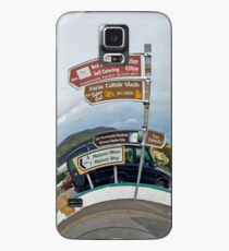 Glencolmcille - the man who missed the bus Case/Skin for Samsung Galaxy