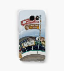 Glencolmcille - the man who missed the bus Samsung Galaxy Case/Skin