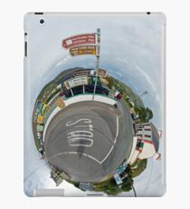 Glencolmcille - the man who missed the bus iPad Case/Skin
