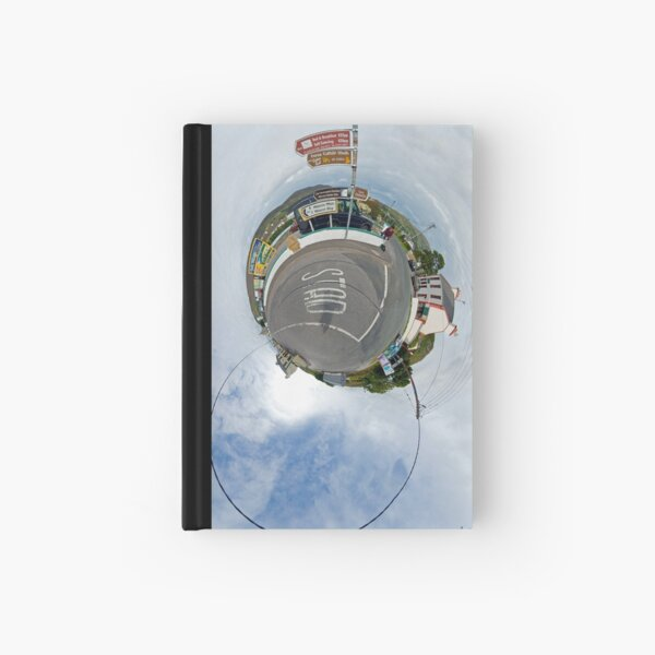 Glencolmcille - the man who missed the bus Hardcover Journal