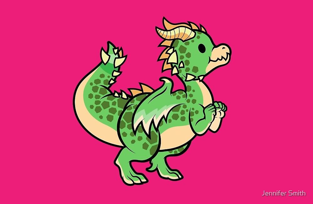 Precious Dragon Friend by Jennifer Smith
